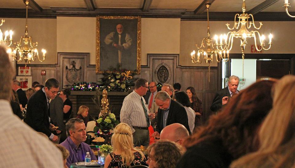 alumni banquet at Doane Academy